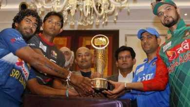 एशिया कप टी-20 टूर्नामेंट का आगाज, आज मेजबान टीम से भिड़ेगी टीम इंडिया