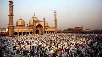 पूरे देशभर में हर्षोउल्लास के साथ मनाया जा रहा है ईद-इल-फितर