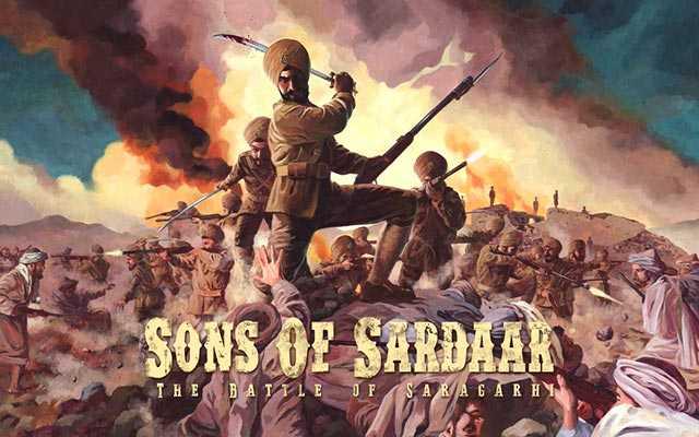 सन्स ऑफ सरदार का पहला पोस्टर रिलीज