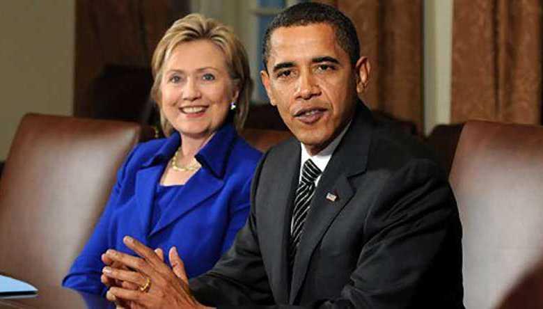 हिलेरी के समर्थन में उतरे बराक ओबामा