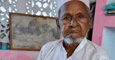 बाबरी मस्जिद के सबसे उम्रदराज पक्षकार हासिम अंसारी का हुआ निधन