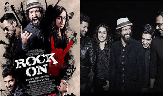 फिल्म 'रॉक ऑन-2' का ट्रेलर रिलीज, श्रध्दा कपूर का किरदार दमदार