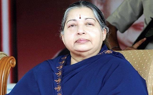 मुख्यमंत्री जयललिता की हालत में सुधार