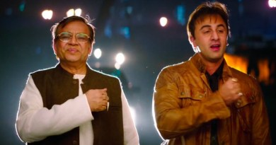 paresh Rawal in sanju