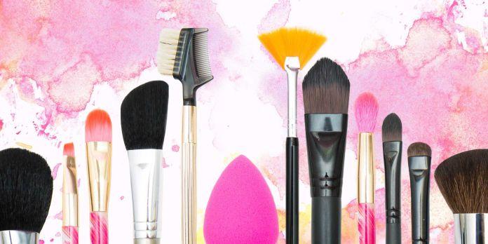 makeup brush one world news