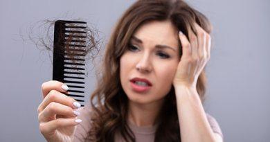 hair fall