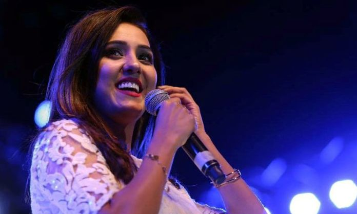 Neeti Mohan Birthday