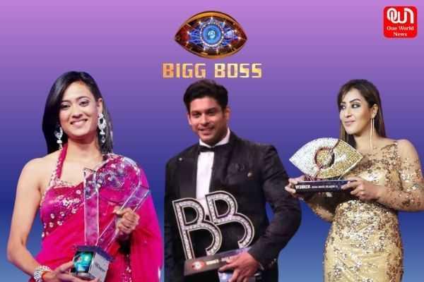 bigg boss winners