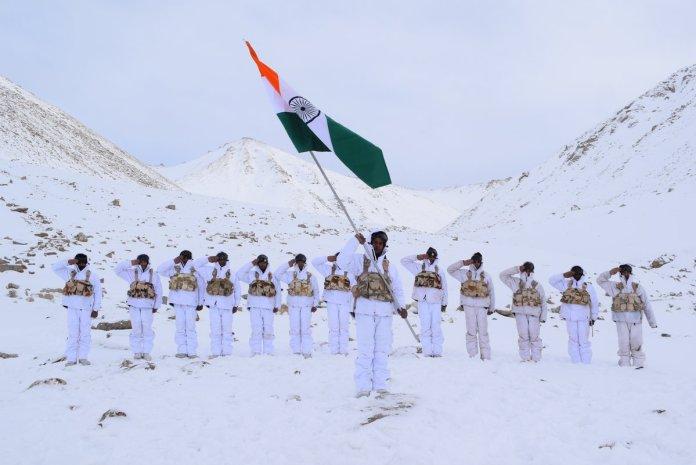 भारत तिब्बत सीमा पुलिस