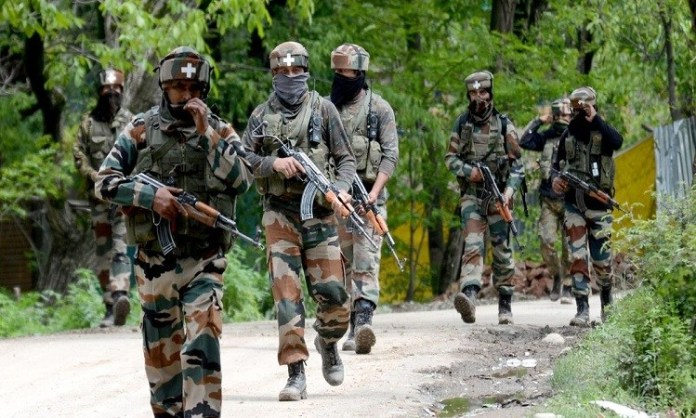 253 terrorists has been eliminated in 2018 by Indian Army