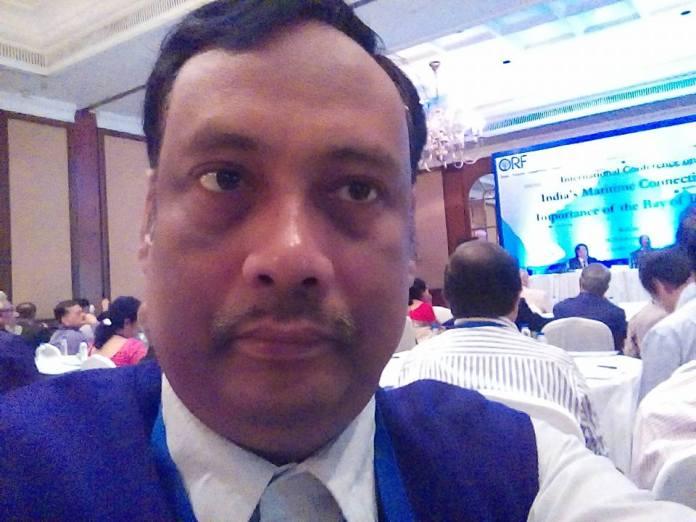 जाधवपुर यूनिवर्सिटी प्रोफ़ेसर