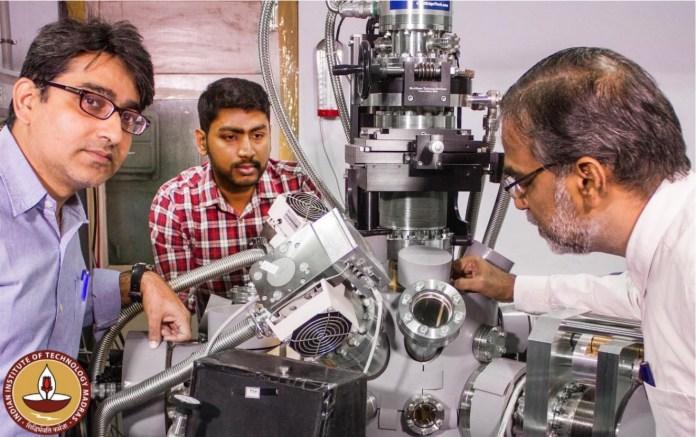 आईआईटी मद्रास के वैज्ञानिक