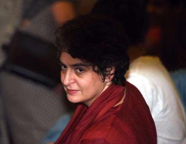 प्रियंका गाँधी वाड्रा