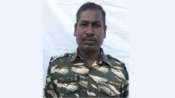 शहीद संजय कुमार सिन्हा