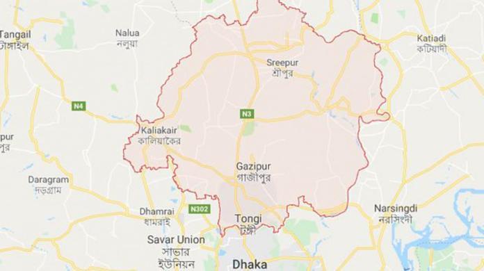 बांग्लादेश के गाजीपुर