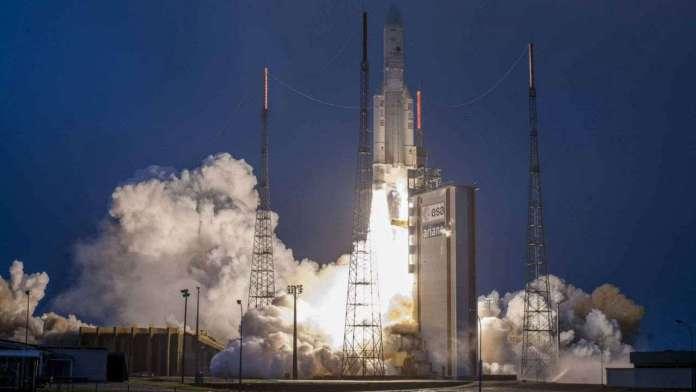 इसरो ने सफलता पूर्वक जीसैट-31 लाँच किया