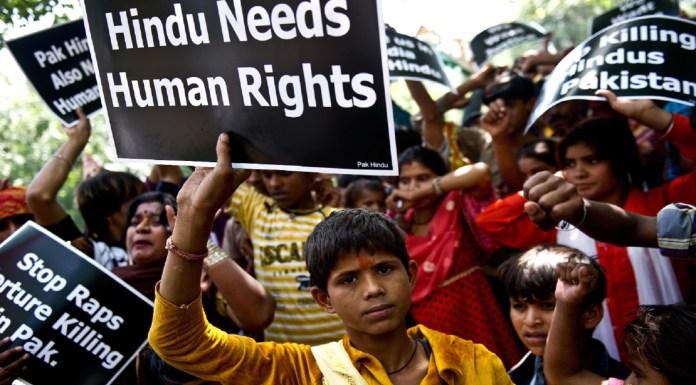 पाकिस्तान में धर्मान्तरण