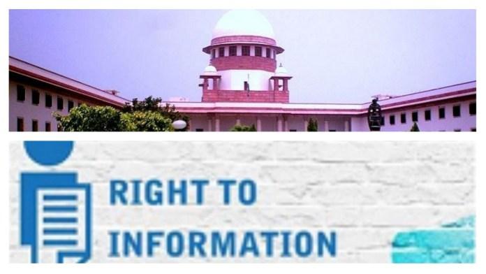 SC vs RTI