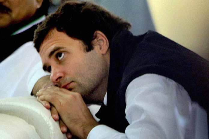 राहुल गाँधी और कॉन्ग्रेस