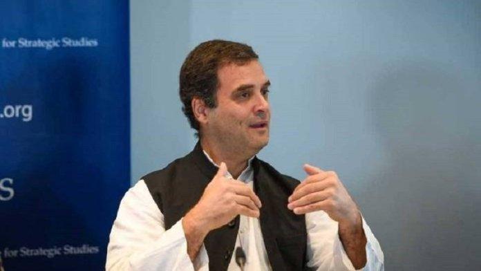 राहुल गाँधी (साभार: ज़ी न्यूज़)