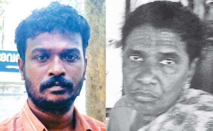 केरल, भूख से तड़पाकर मारा महिला को