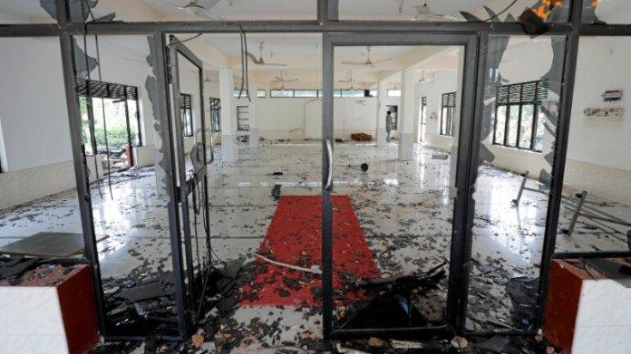मस्जिद पर हमला