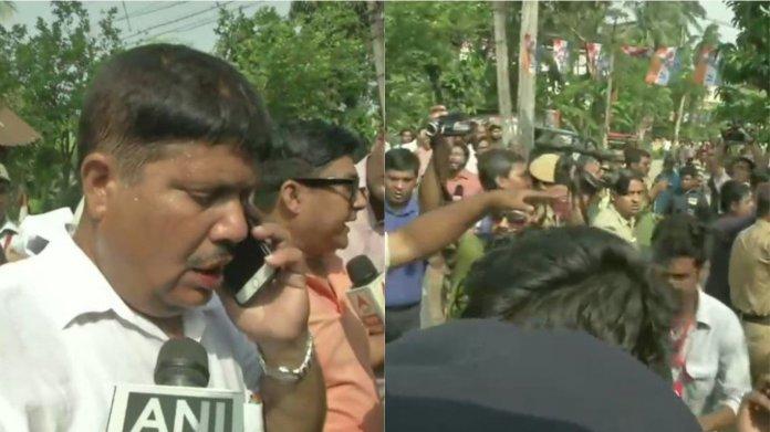 भाजपा उम्मीदवार अर्जुन सिंह