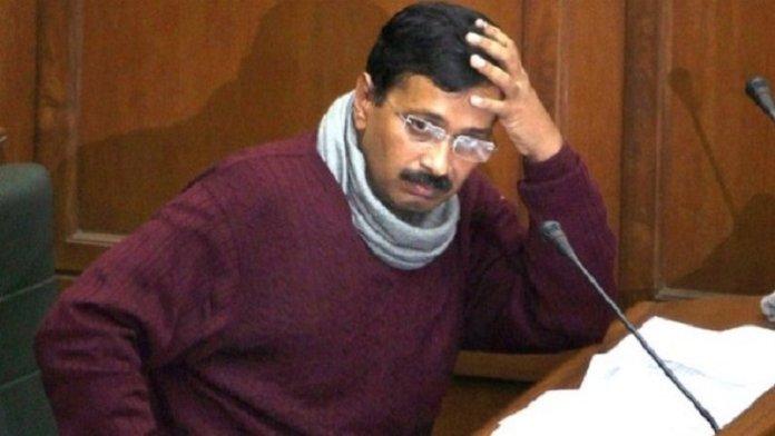 दिल्ली के अरविन्द केजरीवाल (फाइल फोटो)
