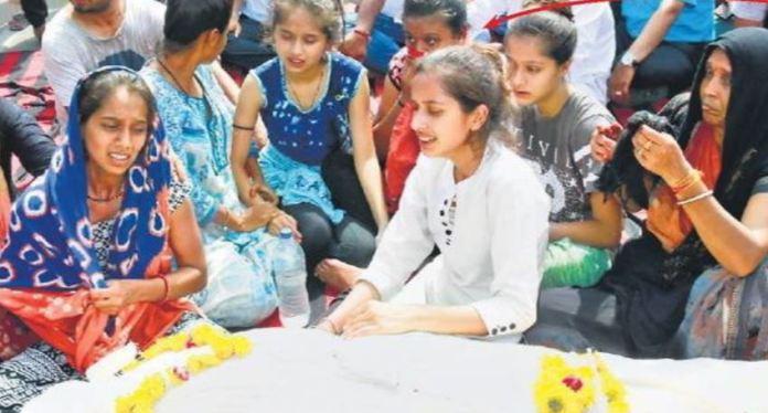 राजस्थान, बेटी का अपहरण, पिता की मौत