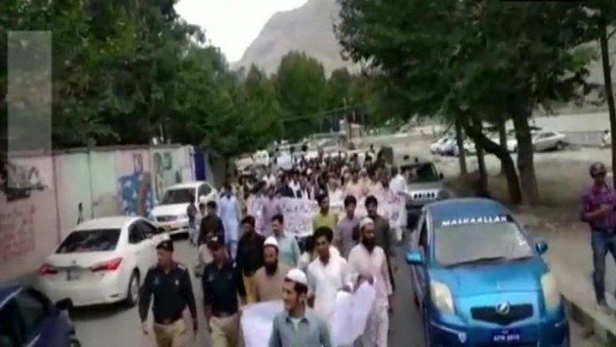 पाक अधिकृत कश्मीर