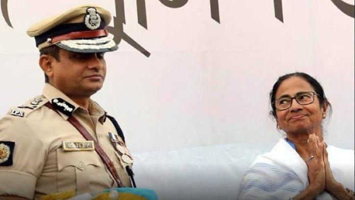 पूर्व पुलिस कमिश्नर राजीव कुमार