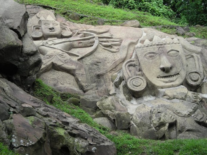 उन्नावकोटी पुरातात्विक स्थल