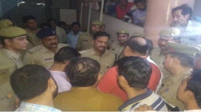 हत्या, अधिवक्ता मुकेश शर्मा
