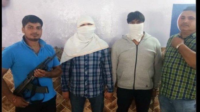 बसपा नेता की हत्या के आरोपित दिल्ली पुलिस के हत्थे