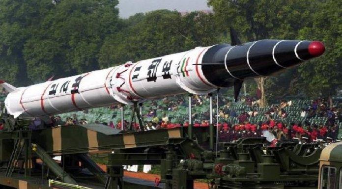 अग्नि-2 मिसाइल