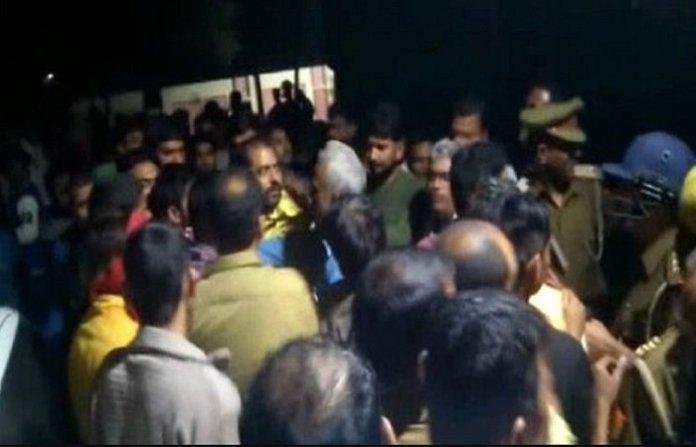 भाजपा नेता के बेटे की हत्या