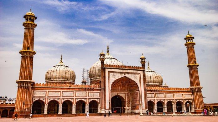जामा मस्जिद, दिल्ली