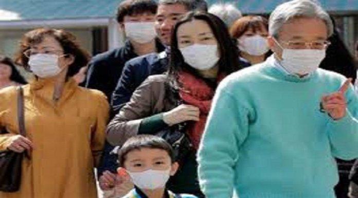 दुनिया में जापान से आया मास्क लगाने का चलन (फोटो साभार-मेडिकल एक्सप्रेस)