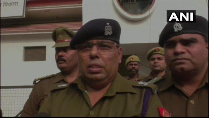 अपर पुलिस अधीक्षक अशोक कुमार शर्मा