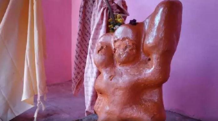 हनुमान मूर्ति, आगरा