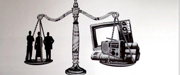 भारतीय कानून, मीडिया आजादी