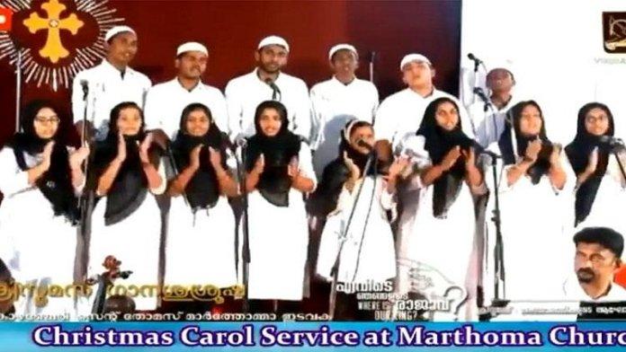CAA, चर्च, हिजाब, टोपी, ईसाई