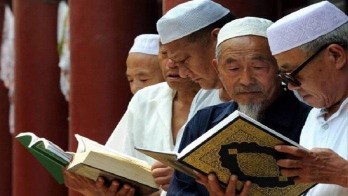 रमजान चीन उइगर मुस्लिम