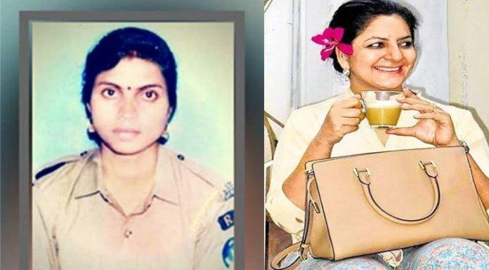 कमलेश कुमारी (बाएँ), रूबिया सईद (दाएँ)