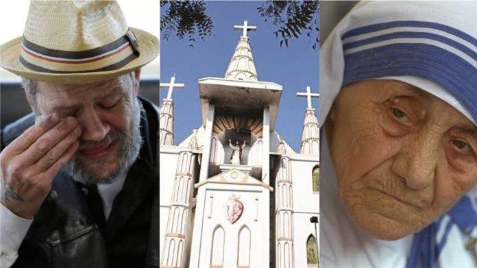 मदर टेरेसा, यौन शोषण, चर्च