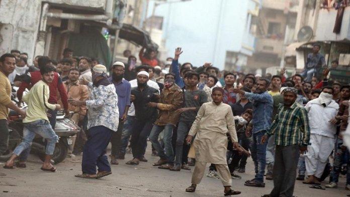 शाह-ए-आलम हिंसा, CAA, NRC