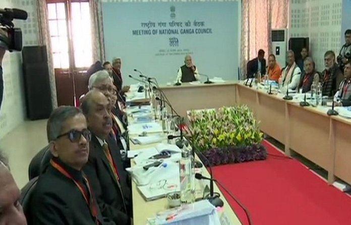नमामि गंगे प्रोजेक्ट, प्रधानमंत्री नरेंद्र मोदी