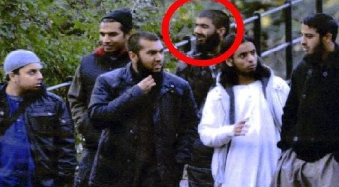 आतंकवादी उस्मान