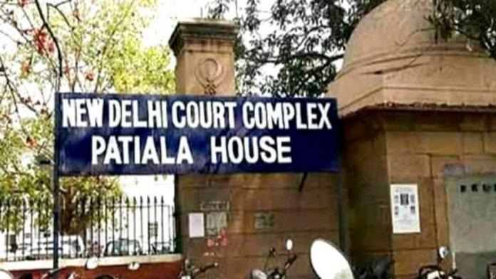 File photo of delhi patiala court