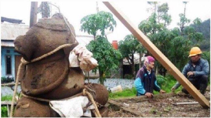 इंडोनेशिया, भगवान गणेश की मूर्ति